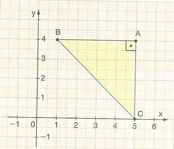 area triangulo