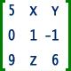 matriz simetrica